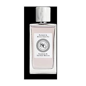 Eau de Parfum Framboesa & Matcha