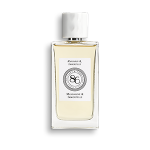 Eau de Parfum Mandarina & Immortelle