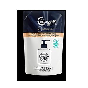 L'occitane Eco-Refil Shampoo Corpo E Cabelo Karité Bebê