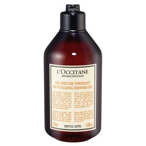 Sabonete Líquido para o Corpo Revitalizante Aromacologia
