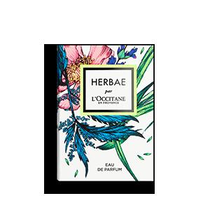 Lançamento! Amostra Eau de Parfum Herbae Par L'Ocitane 1.2ml