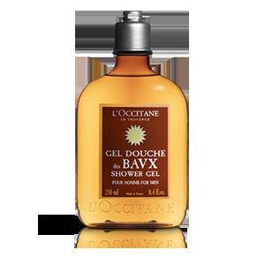 Sabonete líquido para corpo e cabelo Baux