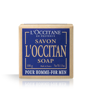Sabonete L'Occitan para homem