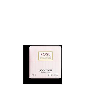 L'occitane Sabonete Perfumado Rosas