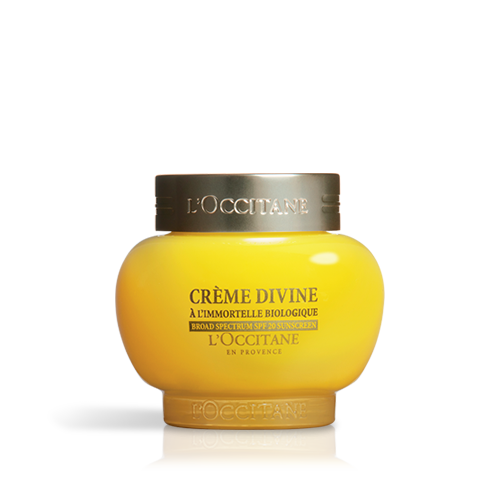 Creme FPS20 Divine Immortelle