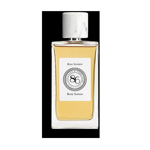 Eau de Parfum Rosa & Açafrão