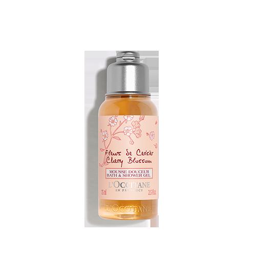 Sabonete Líquido Flor de Cerejeira - Tamanho Viagem