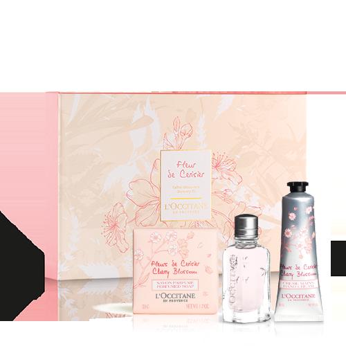 Presente Banho e Fragrância Flor de Cerejeira