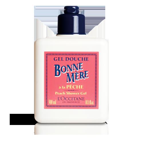 Sabonete Líquido para Corpo Bonne Mère Pêssego