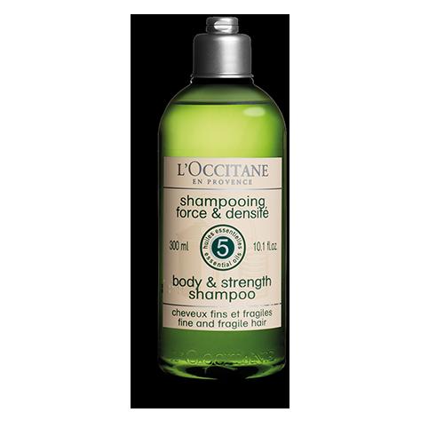 Shampoo Força e Corpo Aromacologia