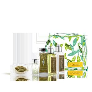 Bolsa de Verão Verbena | Cuidado do corpo hidratante e refrescante