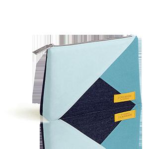 Bolsa Verão Azul