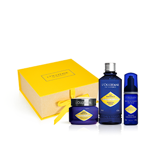 Coffret anti-idade essencial Immortelle | L'OCCITANE