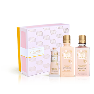 Coffret de Corpo Néroli & Orquídea | Cuidados para o corpo perfumados