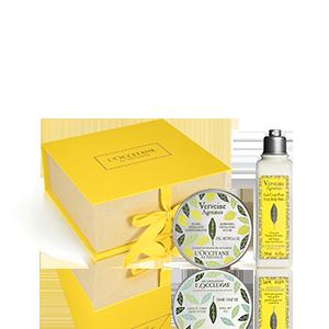 Coffret de Corpo Verbena Limão | Frescura e hidratação