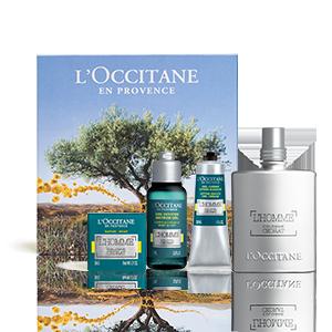 Coffret Perfume L'Homme Cologne Cédrat - L'OCCITANE