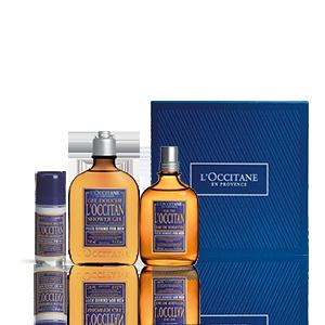 Coffret Perfume L'Occitan | Perfume homem e cuidados de corpo