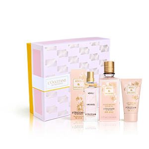 Coffret Perfume Néroli & Orquídea | Perfume mulher | Presente