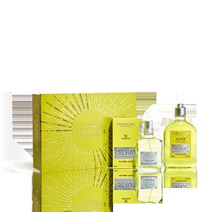 Coffret Presente Perfumado para Banho Cédrat