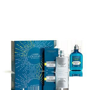 Coffret Presente Perfumado para Banho L'Homme Cologne Cédrat