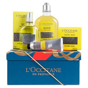 Coffret Presente Perfume Cédrat