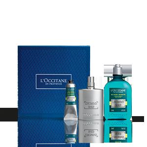 Coffret Presente Perfume L'Homme Cologne Cédrat| L'OCCITANE