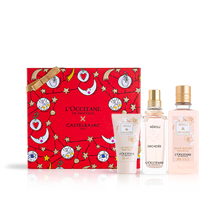 Coffret Presente Perfume Néroli & Orquídea Natal | L'OCCITANE