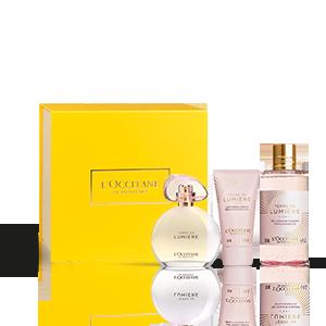 Coffret Presente Perfume Terre de Lumière L'Eau | L'OCCITANE