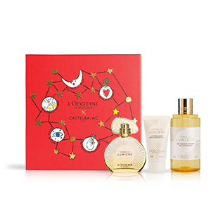 Coffret Presente Perfume Terre de Lumière Natal | L'OCCITANE