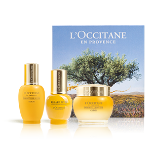 Coffret Triologia Immortelle Divino - Anti Idade
