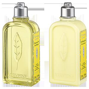 Duo de Cabelo Verbena Limão