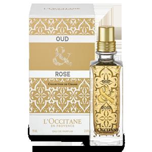 Eau de perfume Oud & Rosa