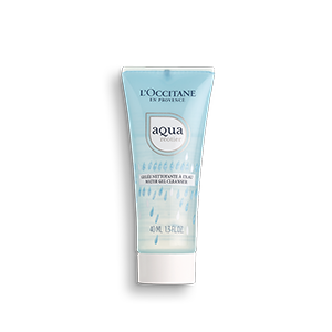 Gel de limpeza de rosto hidratante e refrescante | L'OCCITANE