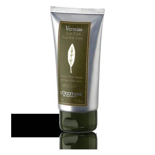 Leite Fresco SPF25 Verbena | Gel-creme tonificante e calmante