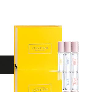 Mini Coffret Presente Perfume Rosa| L'OCCITANE