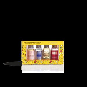 Quatro Géis de Duche Perfumados   | L'OCCITANE
