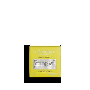 Sabonete Cédrat | Cuidados para o corpo homem