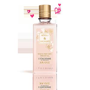 Sabonete Liquido para o corpo Neroli & Orquídea