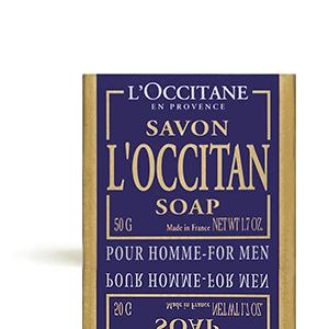 Sabonete L'Occitan | Cuidados Homem | Sabonete para homem