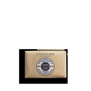 Sabonete Manteiga de Karité - Leite 250gr
