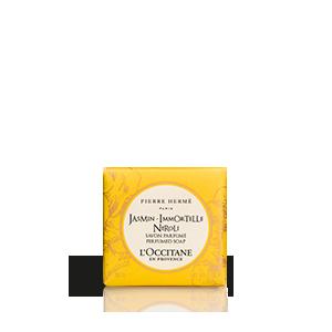 Sabonete Perfumado Jasmim Immortelle Néroli | Cuidado de corpo