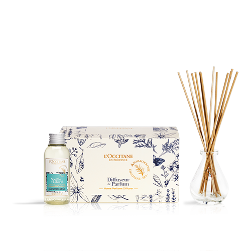 Coffret Difusor de Perfume Revigorante Souffle de Liberté  100ml