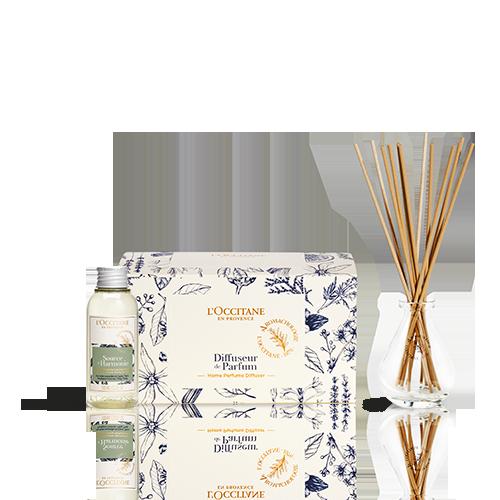 Coffret Difusor de Perfume Source d'Harmonie 100ml
