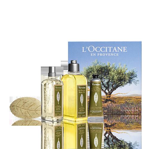 Coffret Perfume Verbena