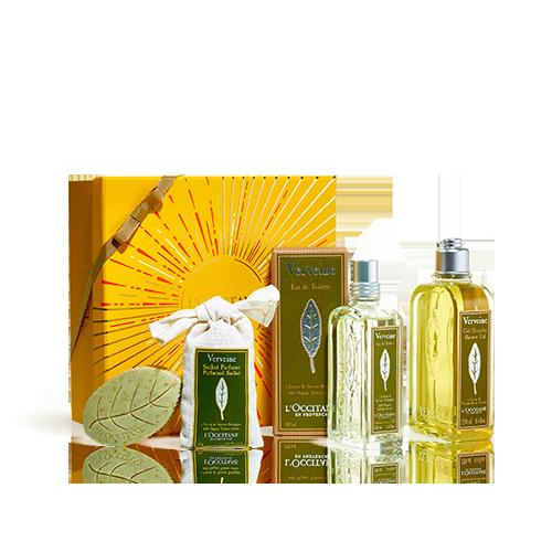 Coffret Presente Perfume Verbena