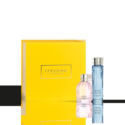 Duo Perfume Rosa Calmante