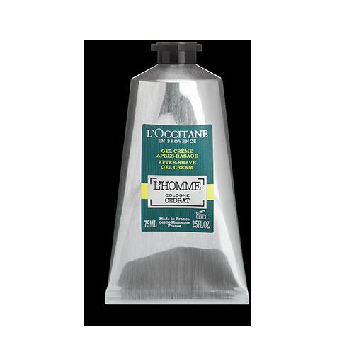Gel-Creme After Shave L'Homme Cologne Cédrat