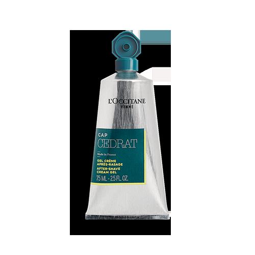 Gel-Creme After Shave L'Homme Cologne Cédrat 75 ml