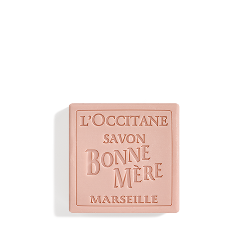Sabonete Bonne Mère - Rosa 100 g
