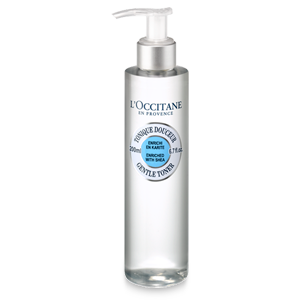 L'Occitane shea butter gentle facial toner